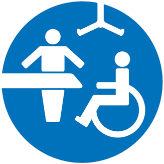 Changing Places sign